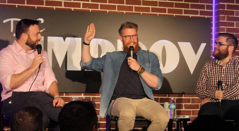 Pitcher for the Washington Nationals, Sean Doolittle, joins Grant and Danny for 106.7 the Fan's 'Chalk Talk,' where they talked about the Nats season so far, and fans were able to participate in a Q & A.
