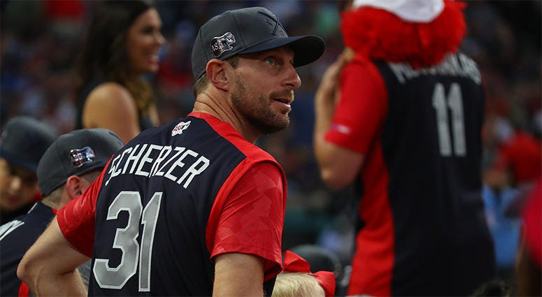 Max Scherzer, more or less: Stop crying about juiced baseballs