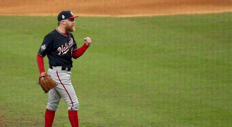 Nats' World Series run is bringing the Caps together, too