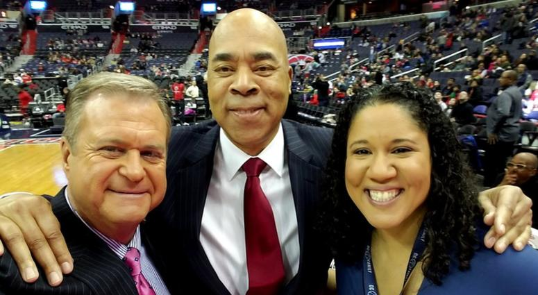Steve Buckhantz could soon be out as Wizards announcer