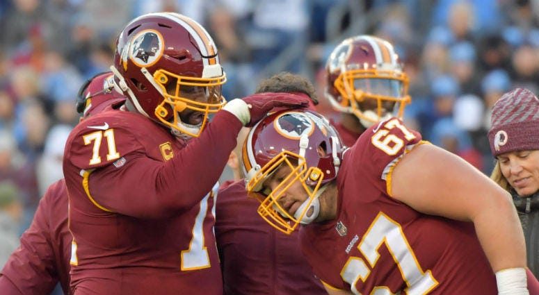 Trent Williams trade? Redskins aren't the ones exploring...