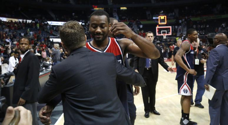 'I'm sorry, coach.' Scott Brooks humbled by John Wall injury news