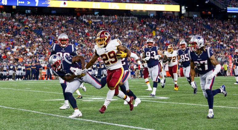 Redskins Questions: Can running back Derrius Guice stay healthy?