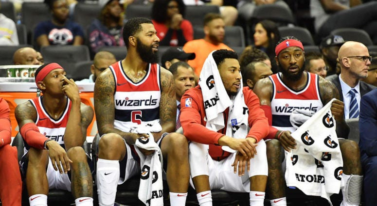 Washington_Wizards_Bench