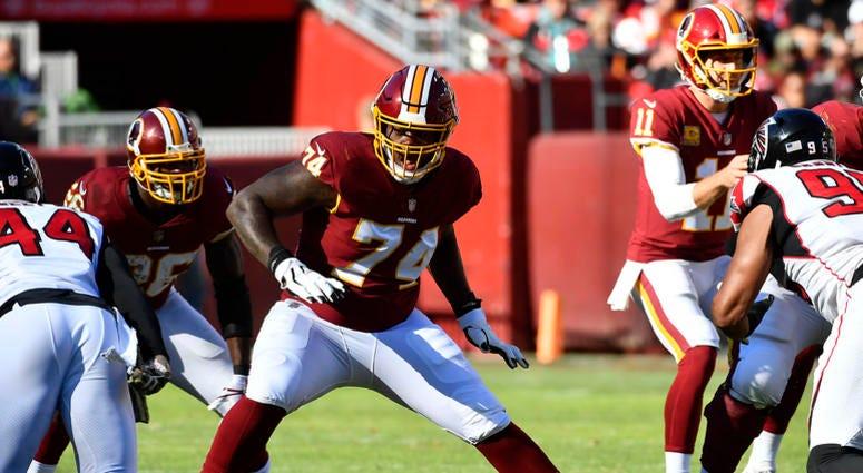 Geron_Christian_Redskins