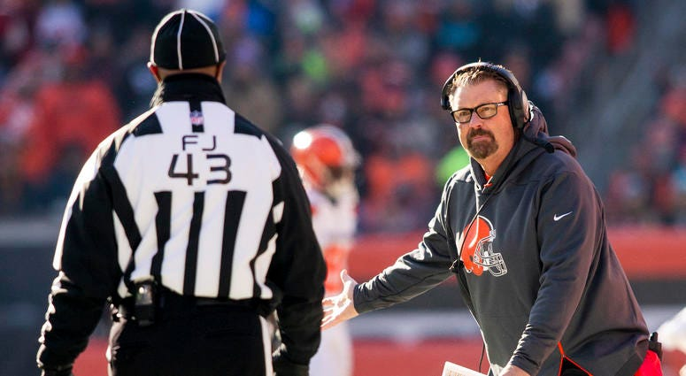 The Redskins will not be hiring Gregg Williams