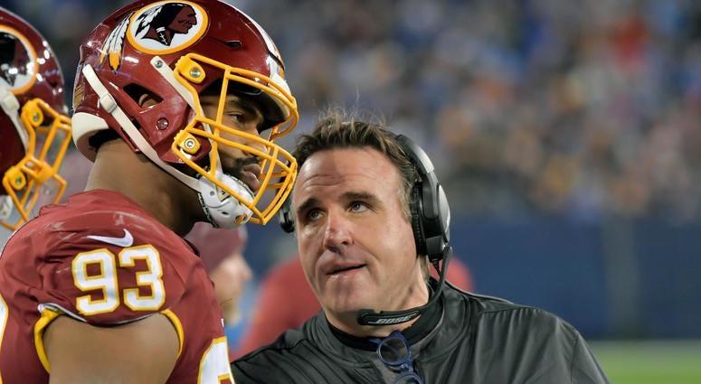 Redskins' Tomsula, Callahan could follow Ben Kotwica out the door