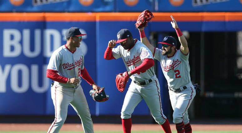 Washington Nationals have had an up-and-down opening week.