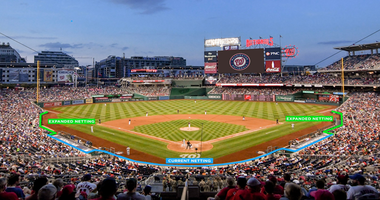 Nationals to extend protective netting at Nats Park