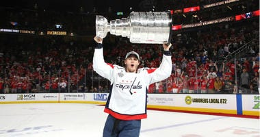 Capitals trade Andre Burakovsky to Colorado for pair of picks