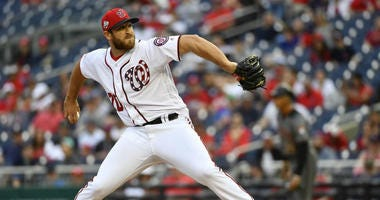 Nationals recall Austin Adams, place Austen Williams on 10-day IL