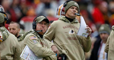 Redskins' Bill Callahan: 'I feel bad for our fans'