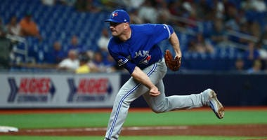 Nationals acquire three relievers ahead of trade deadline