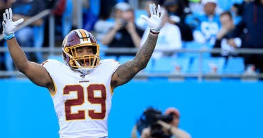 Redskins place Derrius Guice on Injured Reserve