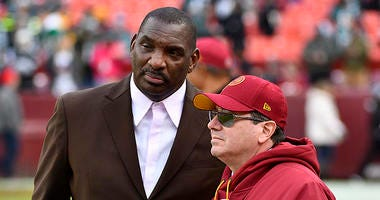 Redskins hire former Panthers executive Rob Rogers, announce new role for Doug Williams amid sweeping front office changes