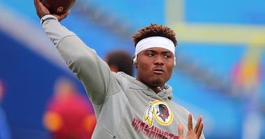 Redskins should keep simple expectations for Dwayne Haskins