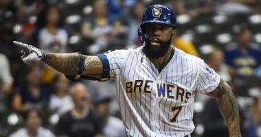 Nationals to sign Eric Thames to one-year deal