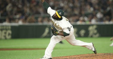 Nationals to call up 42-year-old reliever Fernando Rodney