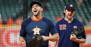 World Series: Nationals-Astros Game 6 lineups