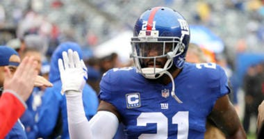 Redskins safety Landon Collins was shocked the Giants passed on Dwayne Haskins.
