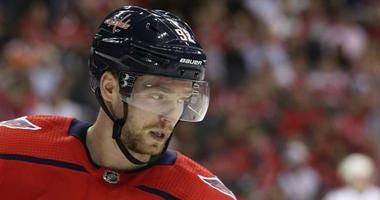 Capitals Evgeny Kuznetsov suspended by NHL