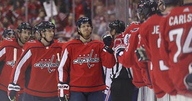 Capitals_High_Fives
