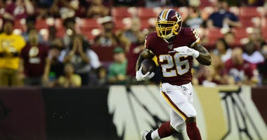 Junkies Source: Redskins discussed cutting Adrian Peterson