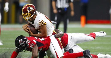 Redskins TE Jordan Reed's career in jeopardy