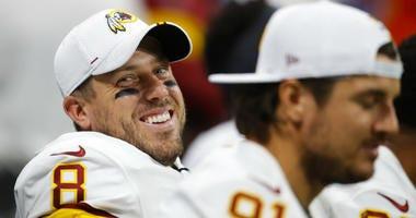 Case Keenum named Redskins Week 1 starter