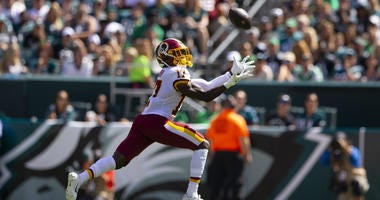 Terry McLaurin the best rookie WR in NFL?