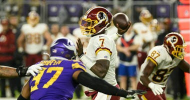In lost season, Dwayne Haskins needs time to make mistakes