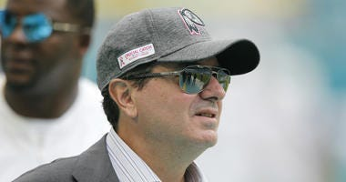 Redskins will start coaching search after the season