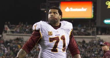 Redskins still not interested in trading Trent Williams