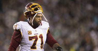 Some hope Trent Williams comes back to Redskins Tuesday