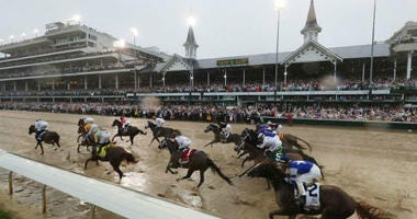 Saturday marks the 145th Run for the Roses at the Kentucky Derby.