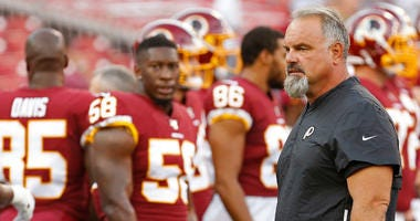 Redskins defense requires new leader