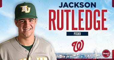 MLB Draft 2019: Nationals select RHP Jackson Rutledge 17th overall