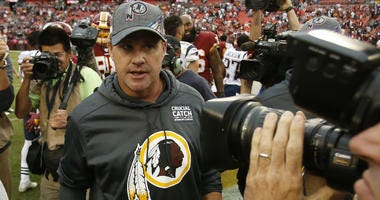 Chris Thompson: Gruden firing didn't come 'out of the blue'