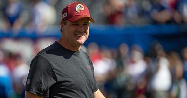 Jay Gruden: Care-free and Redskins-free