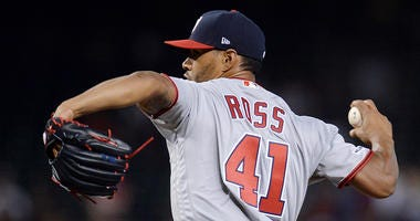 Joe Ross, with two dominant starts, a 'pitcher in transition'