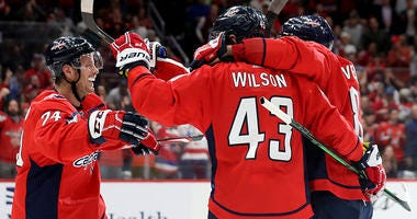 Reirden: Carlson now 'the' guy for Capitals