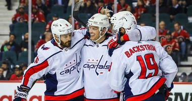 Capitals' aggressive identity overhaul paying off early