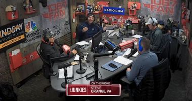 The Sports Junkies discuss the NFL playoffs with a butcher from Virginia.