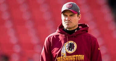 Kevin O'Connell amicably departs as Redskins hire Scott Turner as OC