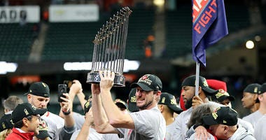 Nats' World Series victory 'stuff that legends are made of'