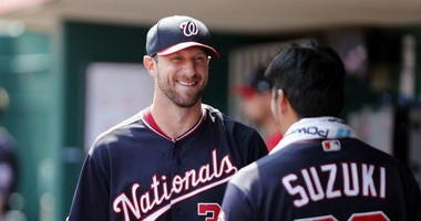 Max Scherzer on Nats' turnaround: 'We never once started pointing fingers'