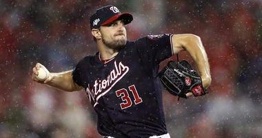 Nats' World Series fate rides on Max Scherzer