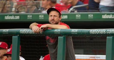 Max Scherzer confident back injury is 'nothing major'