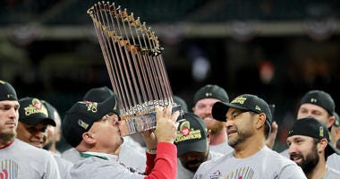 Nationals GM on World Series title: 'This takes a village'