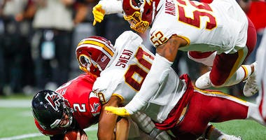 Redskins give glimmer of hope